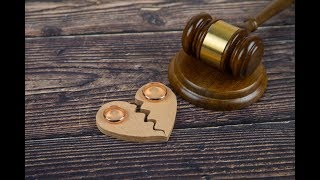 When is divorce the last resort in marriage?