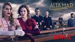 Presentación De Alta Mar La Nueva Serie De Netflix Con Jon Kortajarena Como Protagonista