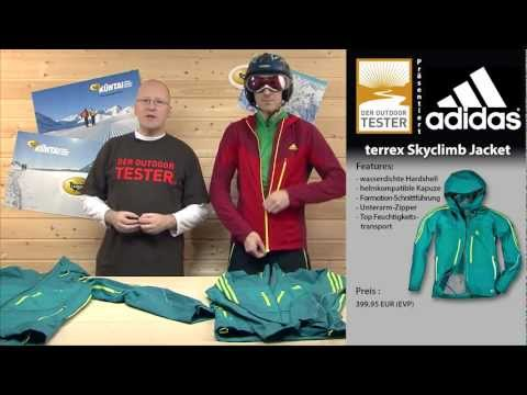Adidas Jacke Hardshell Terrex Skyclimb