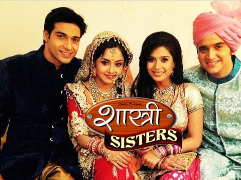 Shastri Sisters 23rd March 2015 Full Episode | Veer and Priya To Resolve Anu Issues
