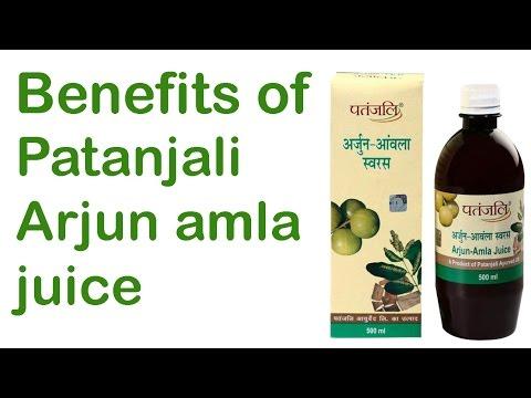 , title : 'Patanjali Arjun amla juice👌👍Patanjali Products Review in hindi✍Baba Ramdev products✍'