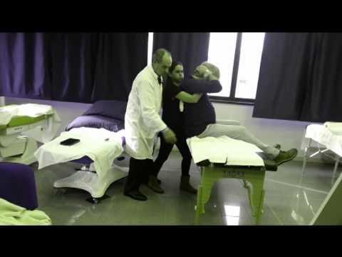 Sanatorio in Crimea con il trattamento di osteoartrite