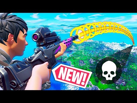 *NEW* SNIPER IS REALLY BROKEN..!!! | Fortnite Funny and Best Moments Ep.552 (Fortnite Battle Royale)