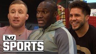 UFC Roundtable: Israel Adesanya Worthy of Superstar Status? | TMZ Sports