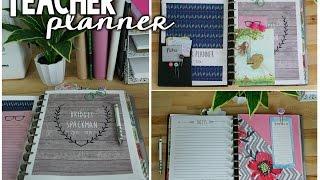 Teacher Planner 2015-2016 - The Lettered Classroom