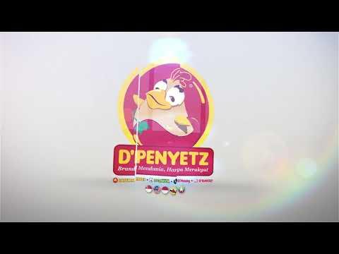 Indonesia Digital Popular Brand Award - D'Penyetz