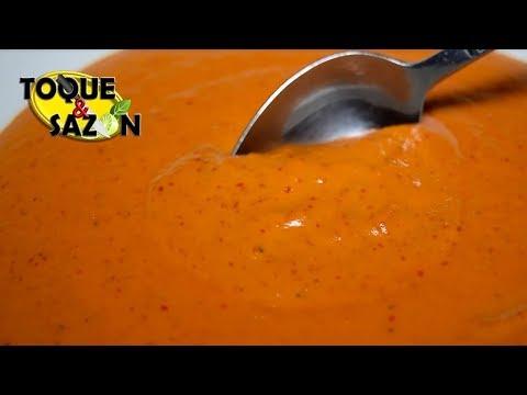 """Salsa de Chile de árbol """"secreto de los Taqueros"""" (Toque y Sazón)"""