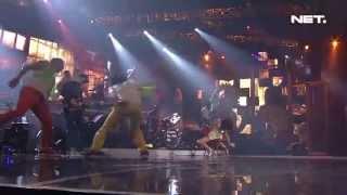 Konser Make It Happen - Agnez Mo Ku T'lah Jatuh Cinta