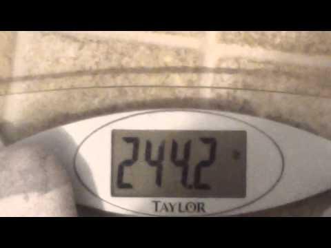 Sveikas svorio netekimas vienas svaras per savaitę