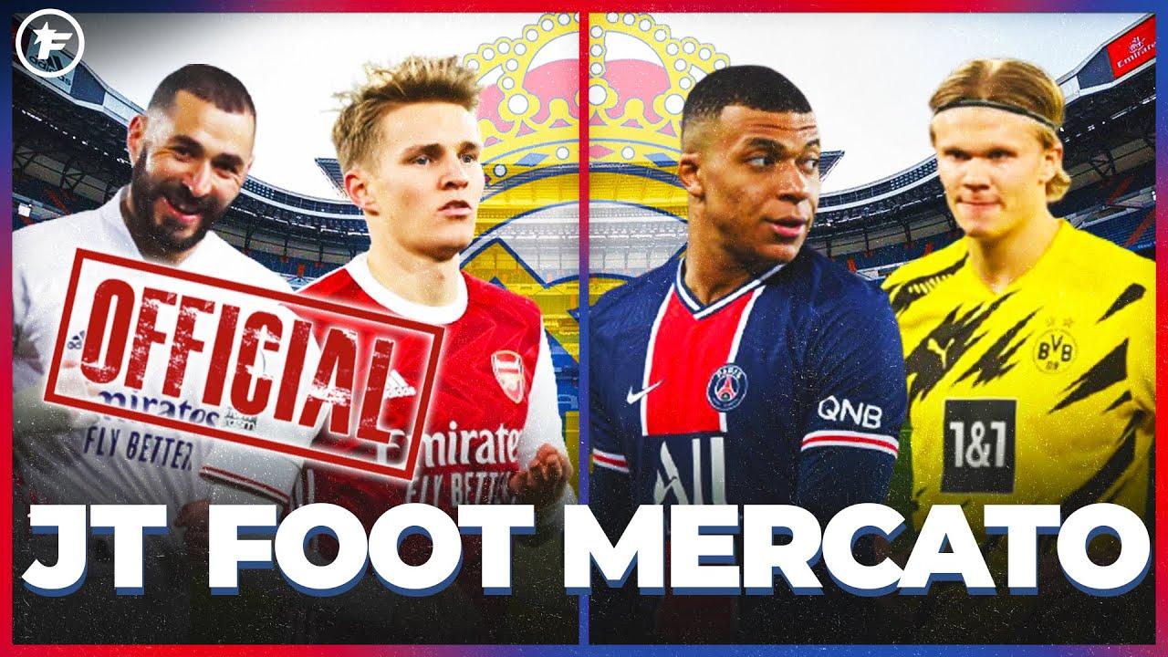 Le SUPER PACTOLE du Real Madrid   JT Foot Mercato