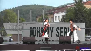 preview picture of video 'FS Marína 2014 - Dni mesta Zvolen'