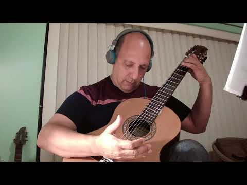 Nylon Classical Guitar Performance by Abner Chamate