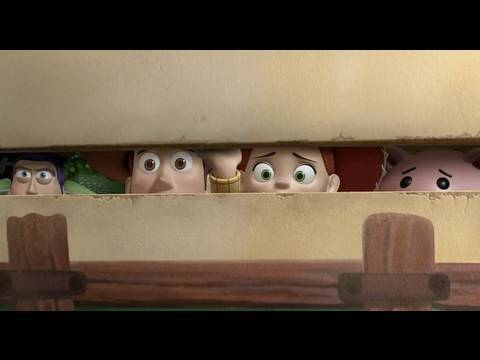 Toy Story 3 Commercials Montage