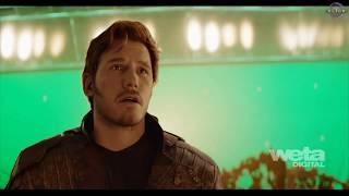 Avengers: Infinity War VFX breakdown - BBC Click