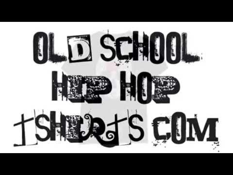 Hip Hop T-Shirts (Back In The Day Buffet) Old School Tees