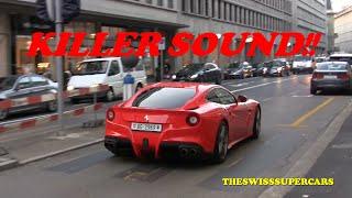 Ferrari F12 Berlinetta killer sound!