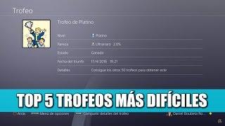 FALLOUT 4 | TOP 5 TROFEOS/LOGROS MÁS DIFÍCILES