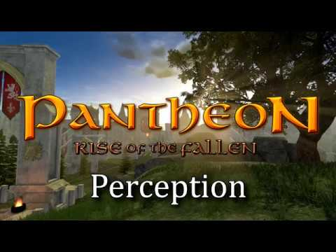 The Perception System Detailed + April Newsletter