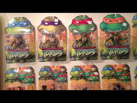 Teenage Mutant Ninja Turtles 2003 Cartoon Collection