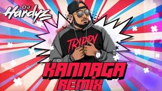 Dj Hardyz - Kannaga Remix (Mc Raaj)