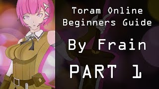 toram online how to level up fast for beginners - 免费在线