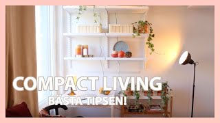 Compact Living, Inredning, Andrea Brodin