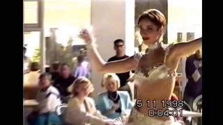 Египет - Aladdin Beach * ВОСТОЧНАЯ ТАНЦОВЩИЦА * Хургада - 1998