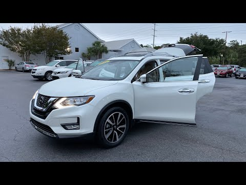 Certified Pre-Owned 2019 Nissan Rogue FWD SL