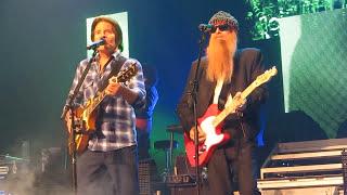 """Born On The Bayou"" John Fogerty & Billy Gibbons @ Hard Rock Casino Tulsa 10-1713"