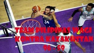 PHILIPPINES VS KAZAKHSTAN FULL   Highlights   August 15, 2018