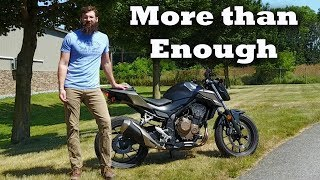 WATCH before you buy anything Bigger than 500cc