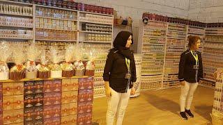 Gambar cover جولة في سوق تاشفين😍محل لبيع الشكولاتة، شركة sidki cosmetics للمنتوجات التجميلية الطبيعية الجزء 3