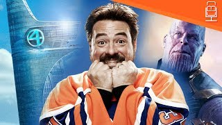 Kevin Smith on the disappointment of Avengers Infinity War - Video Youtube