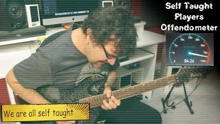 The Self Taught Guitar Player Myth