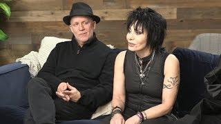 "Joan Jett discusses her film ""Bad Reputation"" at IndieWire's Sundance Studio"