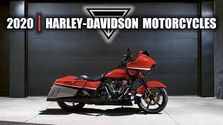 2020 Harley-Davidson Motorcycles  |  Lineup