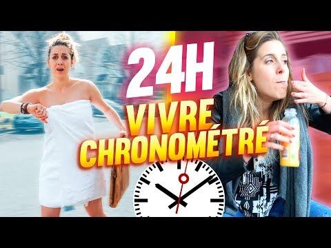 VIVRE PENDANT 24H CHRONOMÉTRÉ - 24H CHALLENGE   DENYZEE