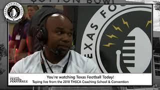 Texas Football Today Interview: Arlington Seguin Head Coach Joe Gordon