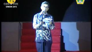preview picture of video 'Cak & Yuk Gresik 2013 Part 2'