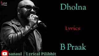 #3ONTRENDING (LYRICS)DHOLNA SONG LYRICS | B