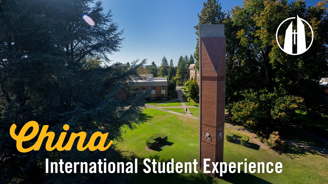 Watch video: International Student Experience: China