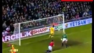 Old Trafford'da Tarihi Bir Maç! | Manchester United 3-3 Galatasaray (Nostalji-93) 20.10.2011