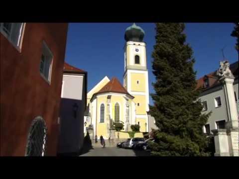 HEMAU (R), Stadtpfarrkirche St. Johannes d. T. - Vollgeläute