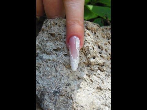 Nitrofungin contro un fungo di piede