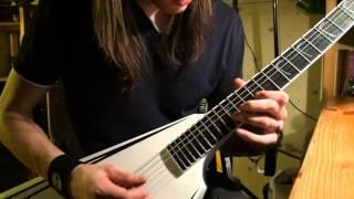 Children Of Bodom - Hellion solo cover (Alexi Laiho Documentary Solo)