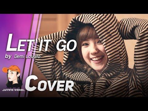 Cover Let It Go: Sự trở lại của cô bé Đức - Thái xinh đẹp