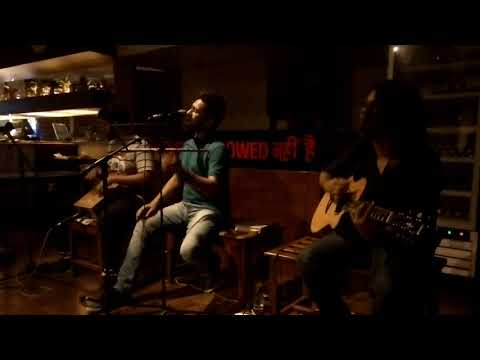 || Channa Mereya || Rahul & The Music Company || Live at Wilson's,The Lalit Great Eastern Hotel ||