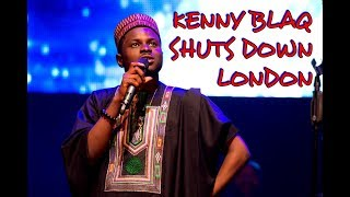 Kenny Blaq latest comedy
