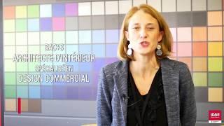 IDAE :  la formation Architecte d'intérieur spécialisé en design commercial