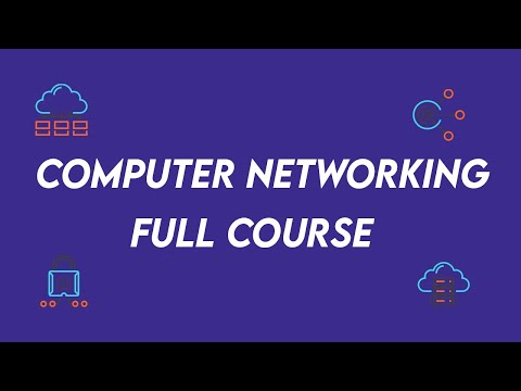 Computer Networking Fundamentals | Networking Tutorial for beginners Full Course